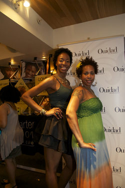 Naturals at the Curly Pool Party - 4b, Short hair styles, Kinky hair, Afro, Female, Black hair, Adult hair, Teeny weeny afro, Textured Tales from the Street, 4c hairstyle picture