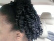kinky twist out - Coil out