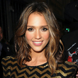 jessica alba - Wavy hair