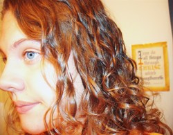 Wavy or Curly? - Brunette, Blonde, Wavy hair, Long hair styles, Readers, Female, Curly hair, Teen hair hairstyle picture