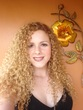long layered 3c curly hair -