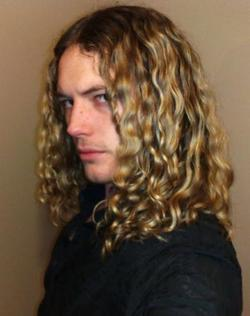 My bestie Anthony and his gorgeous curls - Male, Readers, Eyes on the Guys hairstyle picture