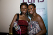 naturals sport their twa at the curly pool party - Afro