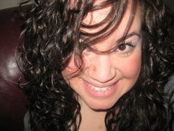 Fabulous Curly  - Brunette, 3a, Medium hair styles, Readers, Female, Adult hair hairstyle picture