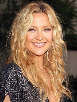 Kate Hudson - Blonde, Celebrities, Wavy hair, Long hair styles, Styles, Female, Curly hair, Adult hair hairstyle picture