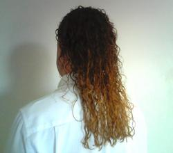 Aussie curls! - Redhead, Blonde, 3b, Male, Long hair styles, Readers, Curly hair, Adult hair, Spiral curls hairstyle picture