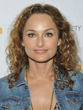 giada curly - medium hair styles