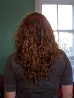 Curls! - Brunette, 3a, Long hair styles, Readers, Female, Curly hair, Teen hair hairstyle picture