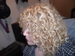 curls - Medium hair styles