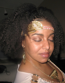 Goddess Athena - Readers, 2010 Holiday Photos hairstyle picture
