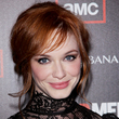 christina hendricks - Wavy hair, 2a, 2b, 2c