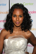 kerry washington - Spiral curls