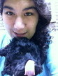 me and my pup d - Teen hair