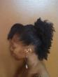 twistout fro hawk 2 - Black hair
