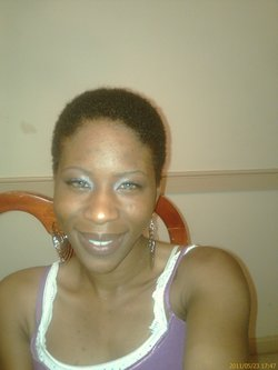 My TWA - Very short hair styles, Kinky hair, Female, Black hair, Adult hair, Teeny weeny afro, Twist out, Coil out, Natural Hair Celebration, Textured Tales from the Street hairstyle picture