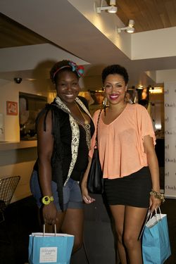TWA and Afro Puff at the Curly Pool Party - Very short hair styles, Short hair styles, Kinky hair, Afro, Female, Black hair, Adult hair, Afro puff, Teeny weeny afro, Textured Tales from the Street hairstyle picture