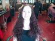 valerie donated these beautiful curls - makeovers
