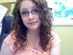 3a good hair day! - Redhead, Brunette, 3a, Long hair styles, Readers, Female, Curly hair, Teen hair hairstyle picture