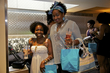 naturals at the curly pool party - Curly kinky hair, 3c