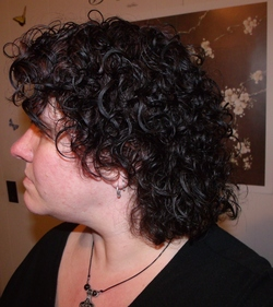 Curly curly!! -  hairstyle picture