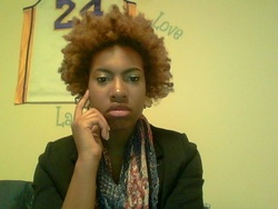 Twist out on stretched hair -  hairstyle picture