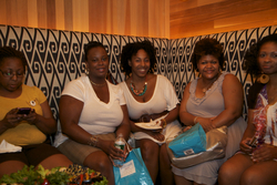 Naturals at the Curly Pool Party - Kinky hair, Afro, Female, Black hair, Adult hair, Textured Tales from the Street hairstyle picture