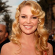 katherine heigl - Wavy hair