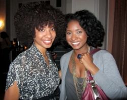 CurlyNikki meetup - Textured Tales from the Street hairstyle picture