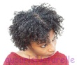 my wash n go - Curly kinky hair, 3c