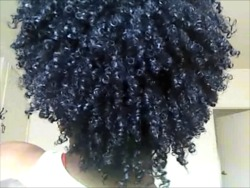 Kinky Curly! - Brunette, 3c, 4a, Mature hair, Short hair styles, Female, Adult hair, Scene hair, Emo hair hairstyle picture