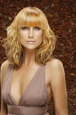 Allison Woodruff, a celebrity stylist at the Sally Hershberger, Downtown Salon - 2a, Blonde, Medium hair styles, Styles, Female, Layered hairstyles hairstyle picture