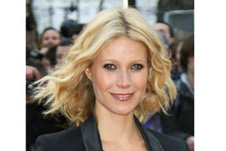 Gwyneth Paltrow - 2a, Blonde, Celebrities, Wavy hair, Medium hair styles, Female hairstyle picture