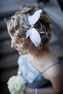 A look from Oribe - Blonde, 3a, Short hair styles, Wedding hairstyles, Styles, Female, Curly hair, Adult hair, Prom hairstyles, Formal hairstyles, Homecoming hairstyles hairstyle picture
