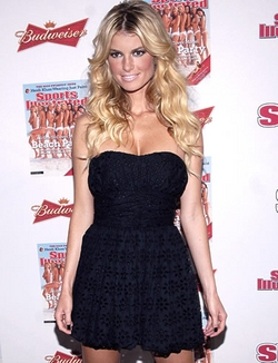 Marisa Miller - Blonde, Celebrities, Wavy hair, Long hair styles, Female, Adult hair hairstyle picture