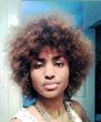 im black and im proud face - Kinky hair, 4a, 4b