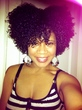wash n go - kinky hair