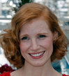 jessica chastain - Wavy hair