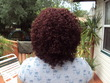 day after deva cut 3b - Curly kinky hair, 3c