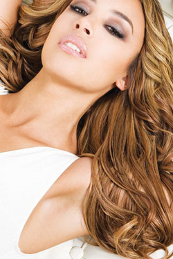 Pretty Paloma - 2a, Redhead, Blonde, Wavy hair, Long hair styles, Styles, Female hairstyle picture