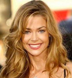 Denise Richards - Blonde, Celebrities, Wavy hair, Long hair styles, Female hairstyle picture