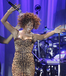 whitney houston - 2009 Grammy Awards
