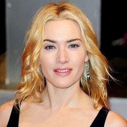 Kate Winslet  - Blonde, Celebrities, Wavy hair, Medium hair styles, Female, Curly hair hairstyle picture