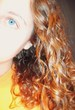 my hair - Curly hair