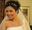 wedding picture - Curly hair