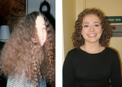 Ouidad Magic - Brunette, Medium hair styles, Long hair styles, Curly hair, Teen hair, Makeovers hairstyle picture