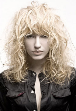 Kronos - Blonde, Wavy hair, Long hair styles, Styles, Female, 2c hairstyle picture