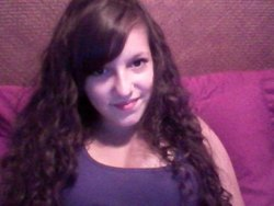 3a/3b curls :) - Brunette, 3b, 3a, Long hair styles, Readers, Female, Curly hair, Teen hair hairstyle picture