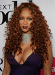 tyra banks - hair extensions