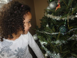My daughter's curls - Female, Formal hairstyles, Spiral curls, Spiral curls hairstyle picture