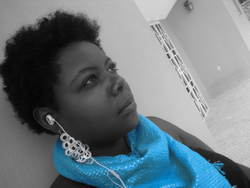 Relaxing in Haiti - 4a, 4b, Short hair styles, Kinky hair, Afro, Readers, Female, Black hair hairstyle picture